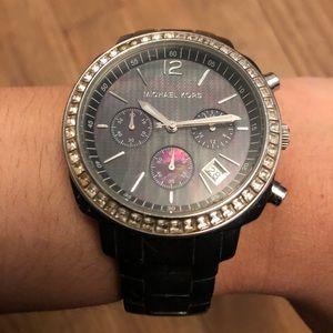 Michael Kors Accessories - 🔥PRICE DROP🔥 Michael Kors Black Watch